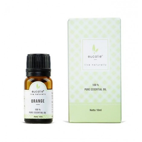 Eucalie Pure Essential Oil