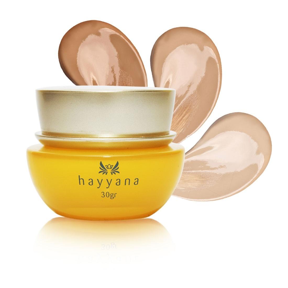 Hayyana Royal Golden Cocoon CC Cream