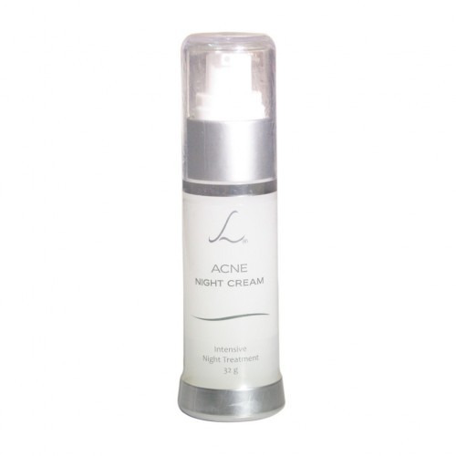 Larissa Night Cream Silver Series Acne