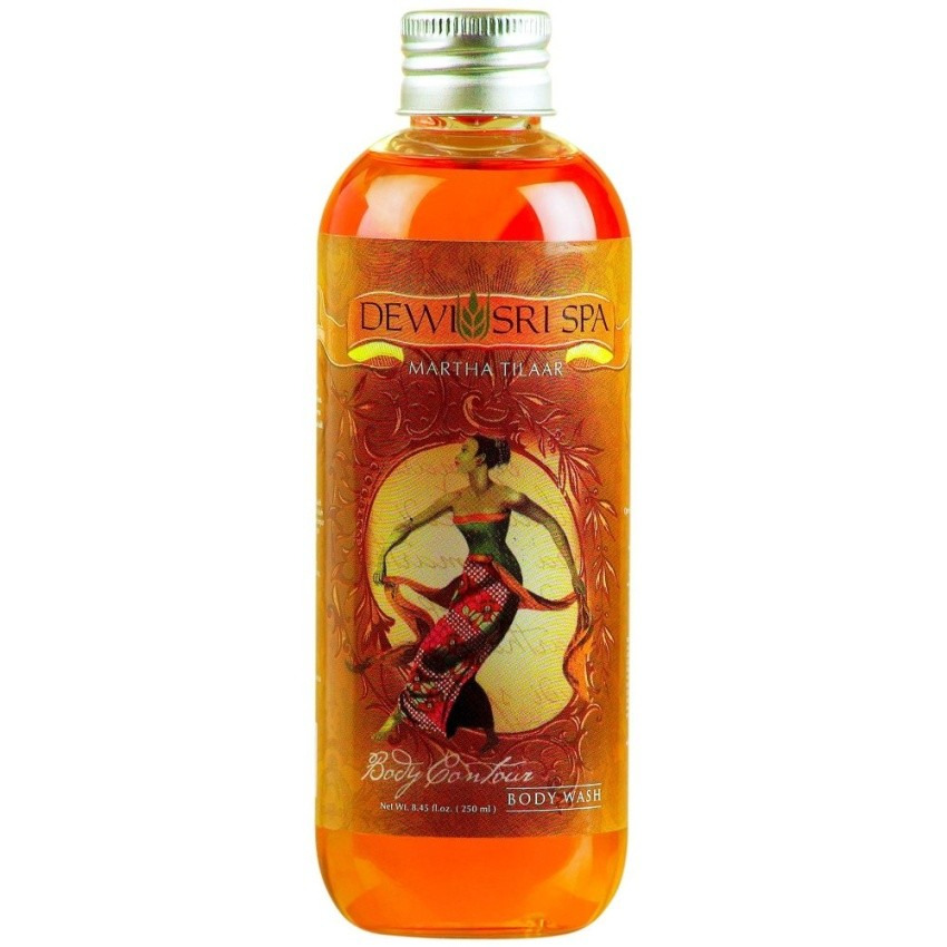 Dewi Sri Spa Body Countour Classic Series Body Wash