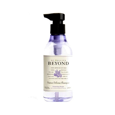 Beyond Protecting Recipe Nature Defense Shampoo