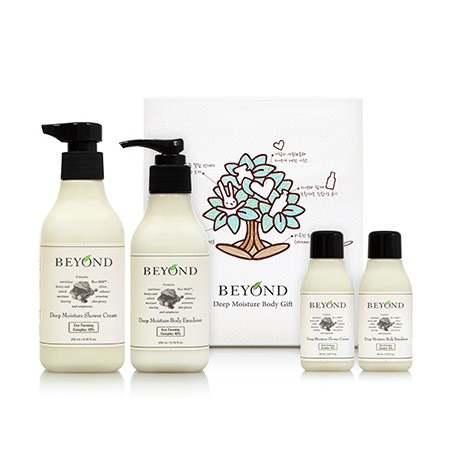 Beyond Deep Moisture Body Gift