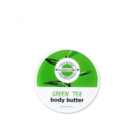 Wangsa Jelita Green Tea Body Butter