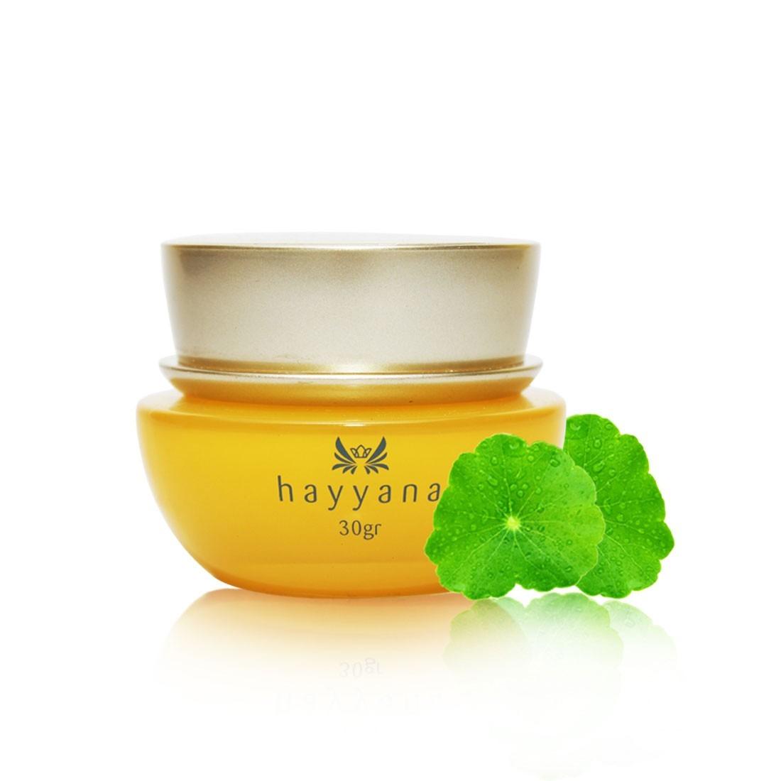 Hayyana  Royal Golden Cocoon Rejuvenation Cream