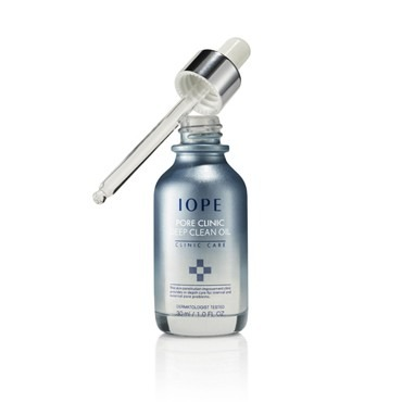 IOPE Pore Clinic Deep Clean Oil