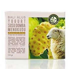 Bali Alus Soap Milk Yogurt Soap Noni