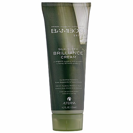 ALTERNA Haircare Bamboo Silk-Sleek Brilliance Cream
