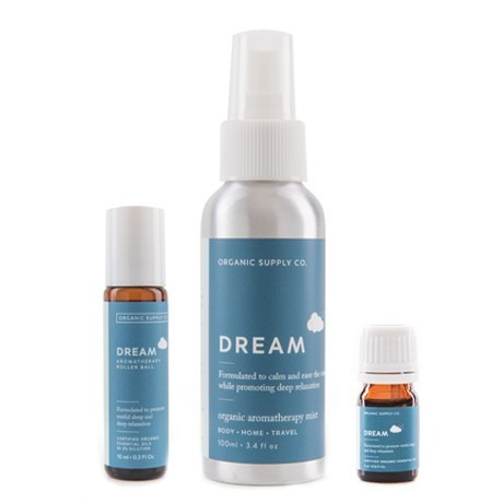 Organic Supply Co DREAM AROMATHERAPY KIT