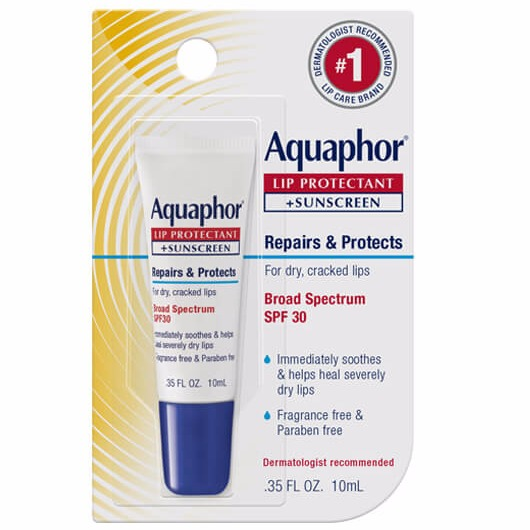 Aquaphor Lip Repair + Protect Broad Spectrum SPF 30