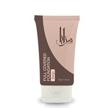 Mazaya Full Covered Foundation Liquid Cream