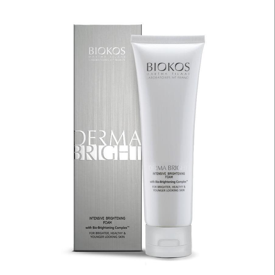 Biokos Derma Bright Intensive Brighening Foam