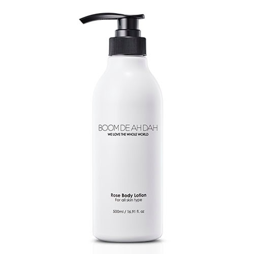 BOOM DE AH DAH Rose Body Lotion