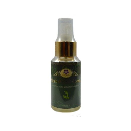 Tirta Ayu Spa Herbal Foot Spray