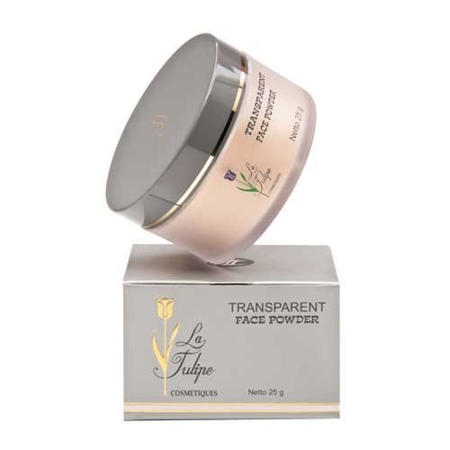La Tulipe Transparent Face Powder