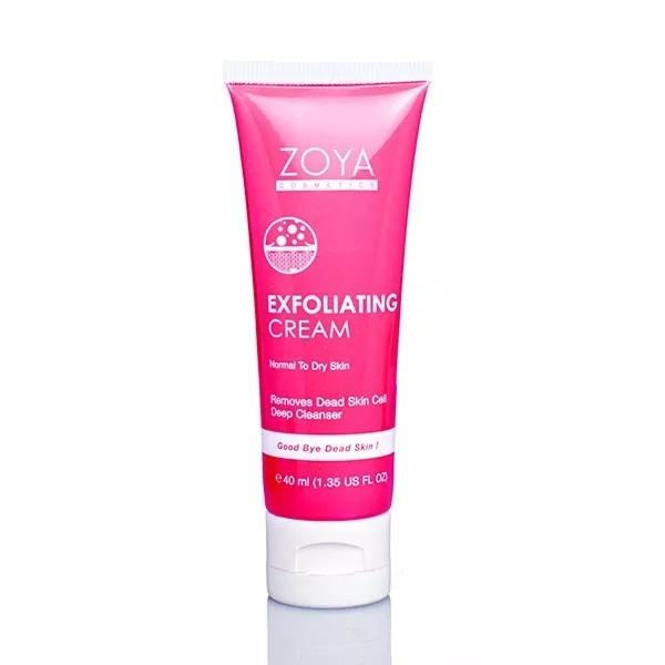 Zoya Cosmetics Exfoliating Cream