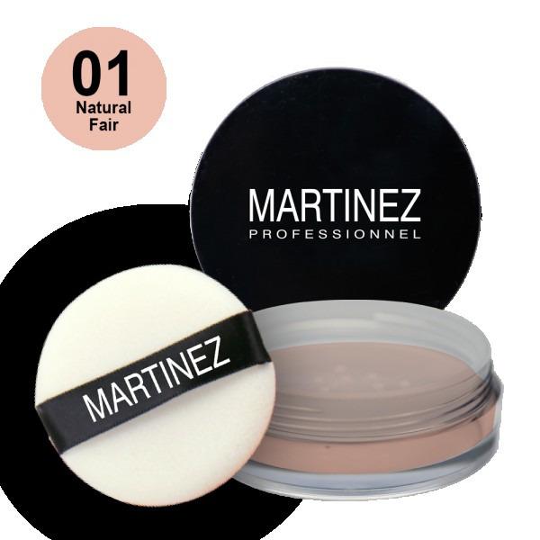 Martinez Matte Fix Loose Powder
