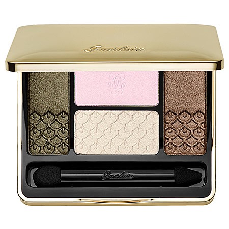 Guerlain 4 Color Eyeshadow Palette