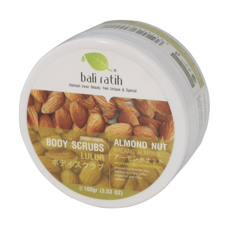 Bali Ratih Body Scrub Cream