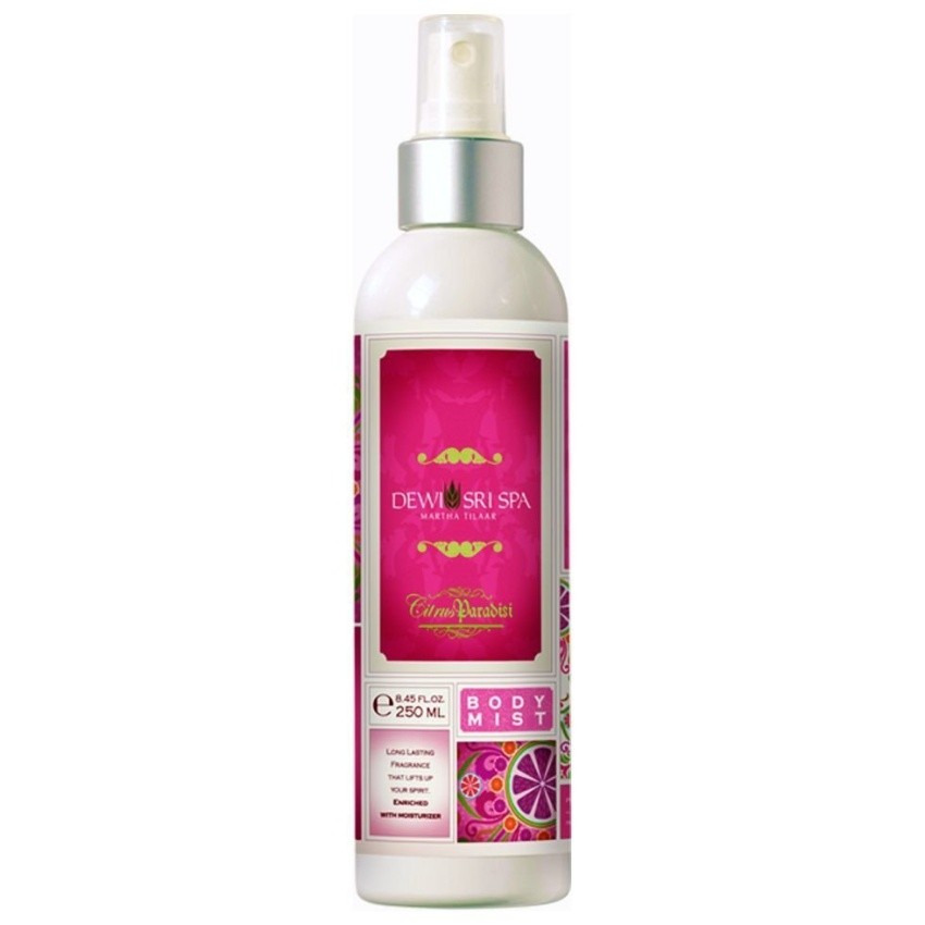 Dewi Sri Spa Citrus Paradisi Body Mist