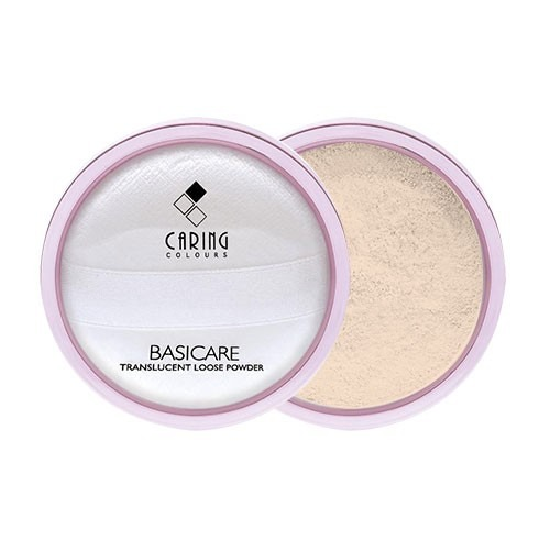 Caring Colours Basicare Translucent Loose Powder