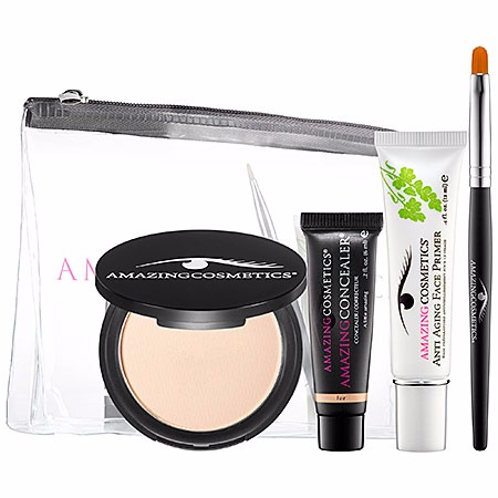 Amazing Cosmetic Amazing Concealer Flawless Face Kit
