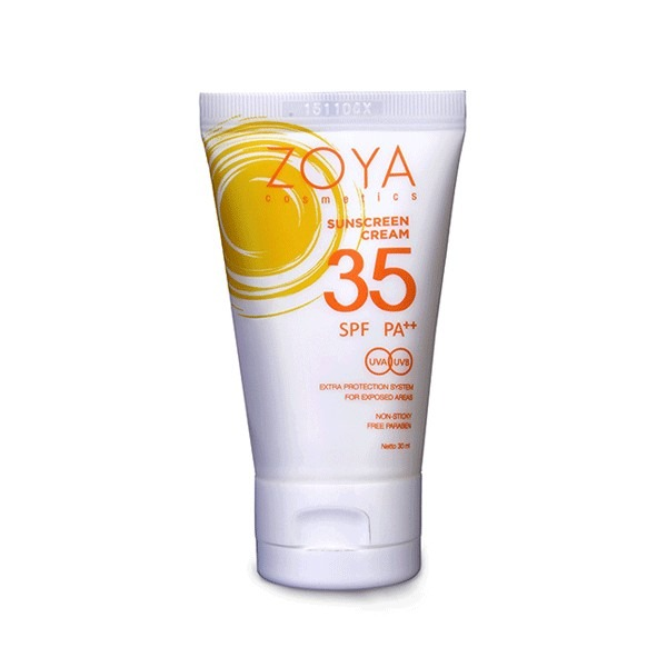 Zoya Cosmetics SUNSCREEN SPF 35 ++
