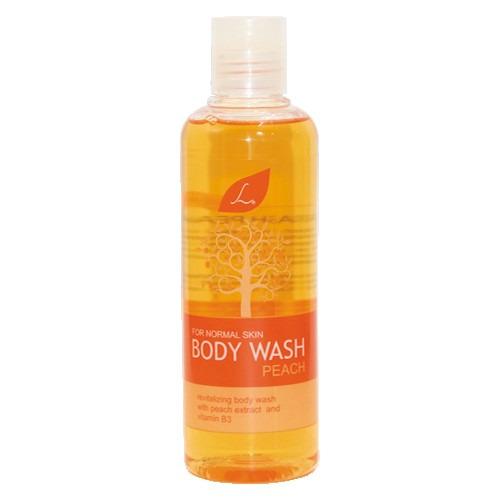 Larissa Body Wash Revitalizing Peach