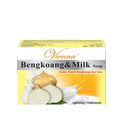 Vienna Body Soap Bengkoang & Milk