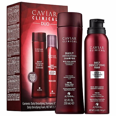 ALTERNA Haircare Caviar Clinical Daily Duo