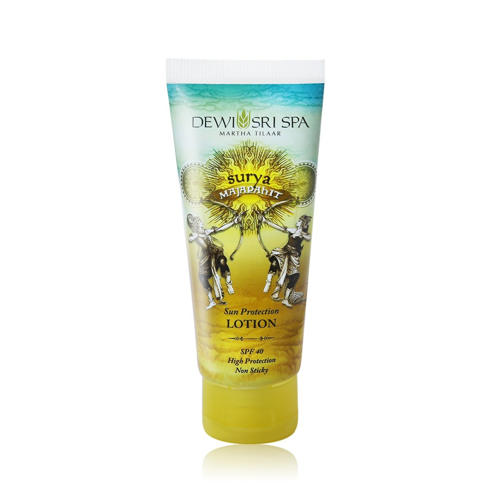Dewi Sri Spa Surya Majapahit Sun Protection Lotion
