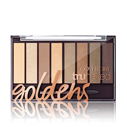 CoverGirl Golden TruNaked Eyeshadow Palette
