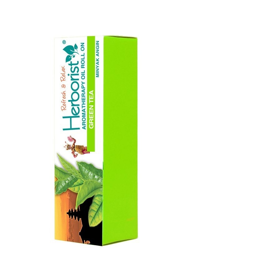 Herborist Aromatherapy Roll On