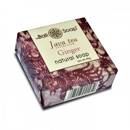 Bali Soap Java Tea Collection
