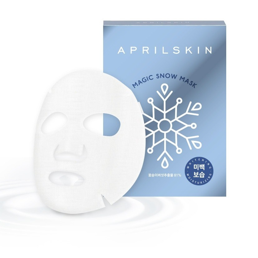APRILSKIN Magic Snow Mask
