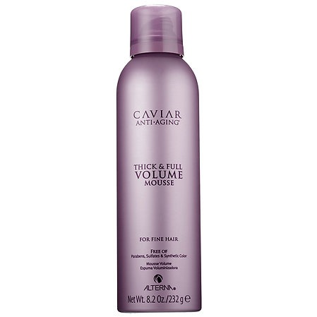 ALTERNA Haircare Caviar Anti-Aging Thick & Full Volume Mousse