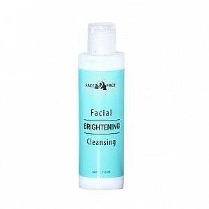 Face2Face Facial Brightening Facial Wash