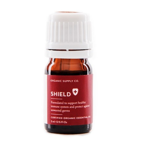 Organic Supply Co Shield Essential Oil