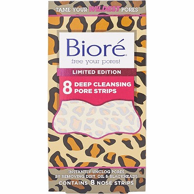 Biore Designer Strips 8ct Nose