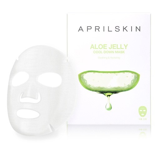 APRILSKIN Aloe Jelly Cool Down Mask
