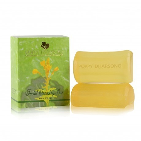 Poppy Dharsono Cosmetic FACIAL CLEASING BAR
