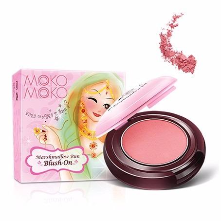Moko Moko Marshmallow Bun Blush on