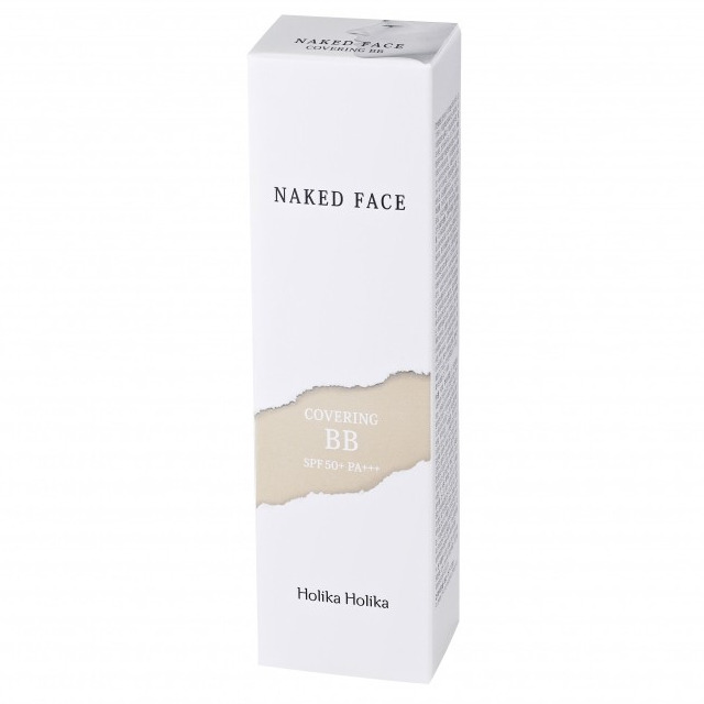 Holika Holika Naked Face Covering BB