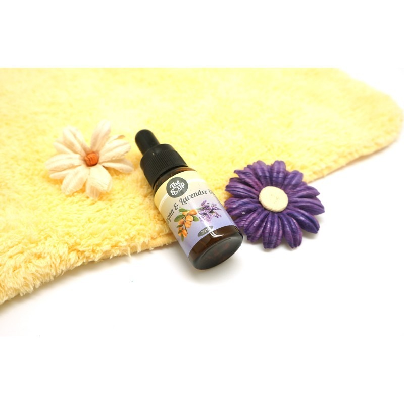 The Soap Corner Argan Lavender Face Oil