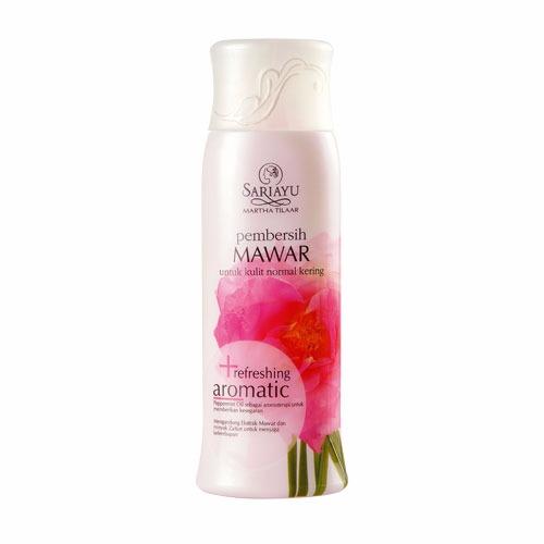 Sariayu Pembersih Refreshing Aromatic Mawar