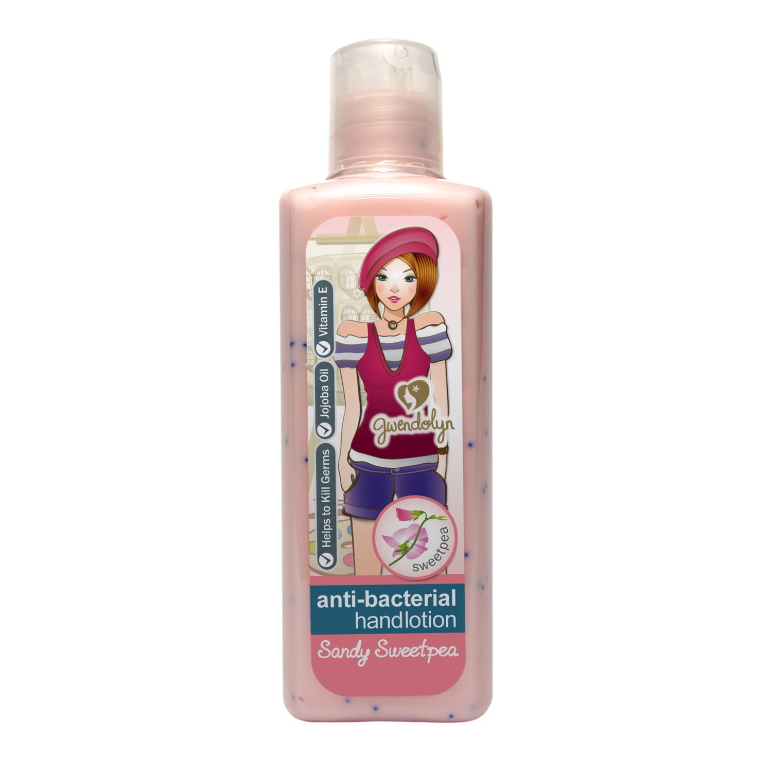 Gwendolyn Anti-Bacterial Hand Lotion