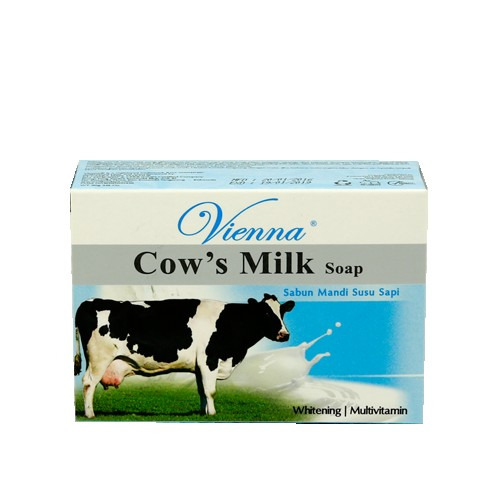 Vienna Body Soap Cow's Milk
