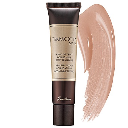 Guerlain Terracotta Skin Cream Powder Foundation