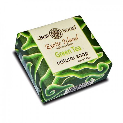 Bali Soap Exotic Island Collection