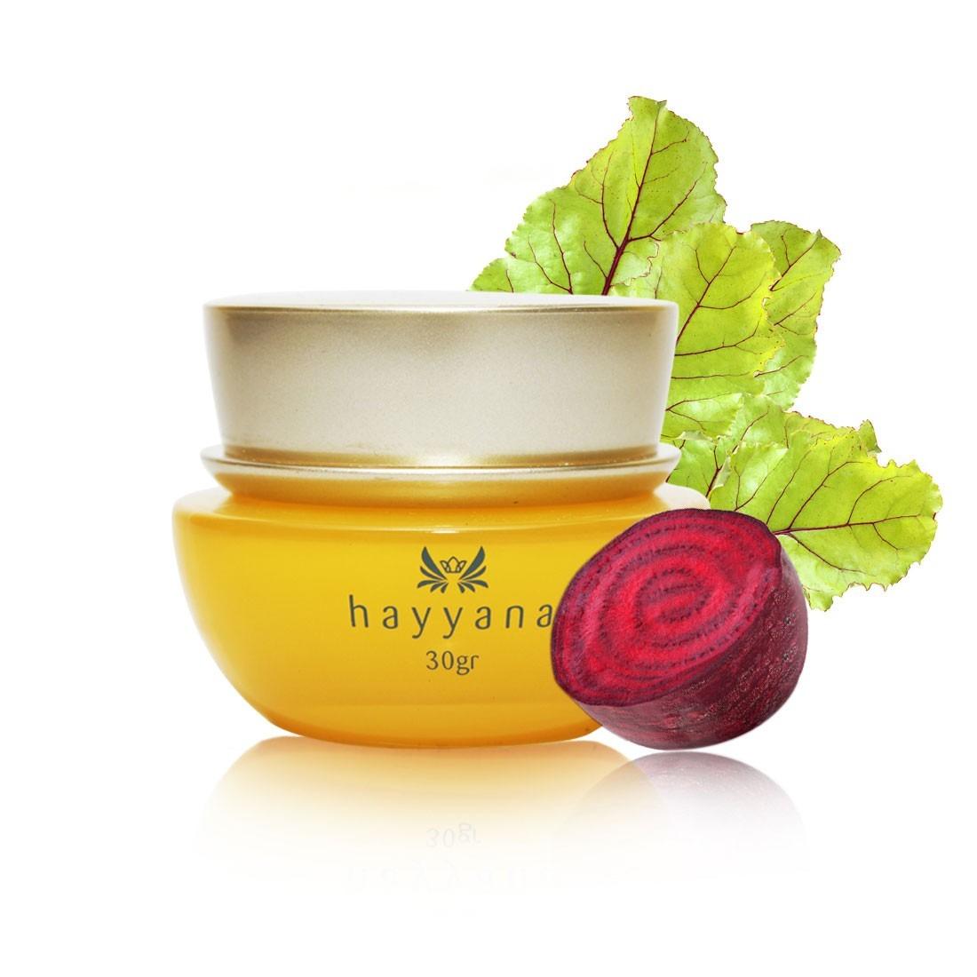 Hayyana  Royal Golden Cocoon Hydroprotection Cream