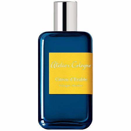 Atelier Cologne Clémentine California Cologne Absolue Pure Perfume